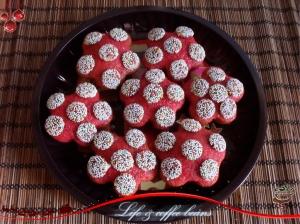 Muffins cu migdale