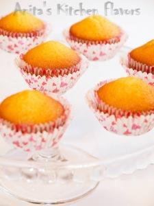 Muffins cu iaurt