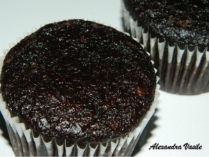 Muffins de post cu avocado